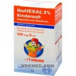 IBUHEXAL 2% KINDERSAFT
