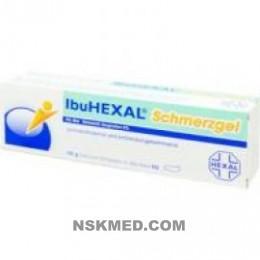 IBUHEXAL SCHMERZGEL 5% GEL