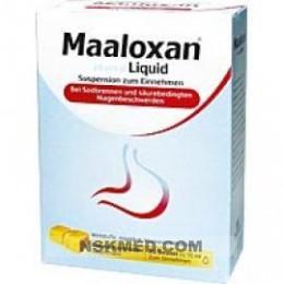MAALOXAN 25MVAL LIQUID