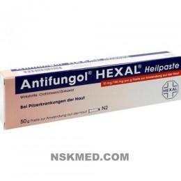 ANTIFUNGOL HEXAL Heilpaste 50 g