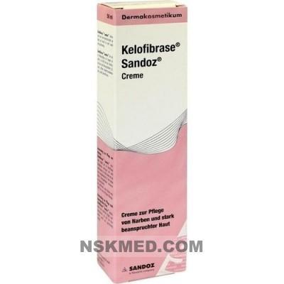 Келофибразе (KELOFIBRASE) Sandoz Creme 50 g