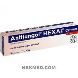 ANTIFUNGOL HEXAL Creme 50 g