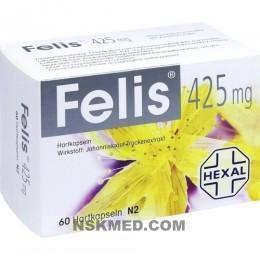 FELIS 425 Hartkapseln 60 St