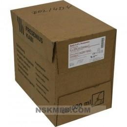 NACL 0,9% Plastikschraubfl. 6X1000 ml