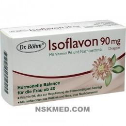 DR.BÖHM Isoflavon 90 mg Dragees 60 St