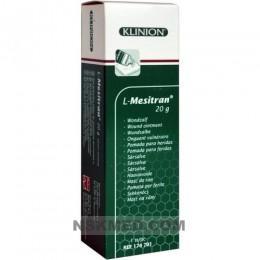 L-мезитран мазь (L-MESITRAN Wundsalbe) 20 g