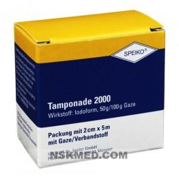 TAMPONADE 2000 2cmx5m getränkt 1 St