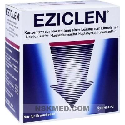 Изиклин конц. д/орал. р-ра бутылка 2 х 176 мл (EZICLEN Konzentrat z.Herst.e.Lsg.z.Einnehmen 2X176 ml)