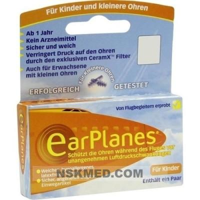 EARPLANES Child/Kind 2 St