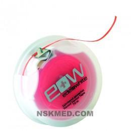 EDELWHITE DentalTape waxed Zahnseide 70 m 1 St