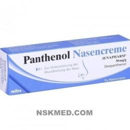 PANTHENOL Nasencreme Jenapharm 5 g