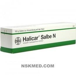 HALICAR Salbe N 100 g