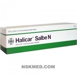 HALICAR Salbe N 200 g