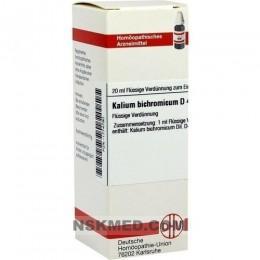 KALIUM BICHROMICUM D 4 Dilution 20 ml