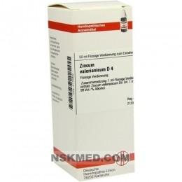 ZINCUM VALERIANICUM D 4 Dilution 50 ml
