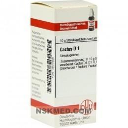 CACTUS D 1 Globuli 10 g