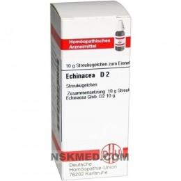 ECHINACEA HAB D 2 Globuli 10 g