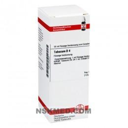 TABACUM D 4 Dilution 50 ml