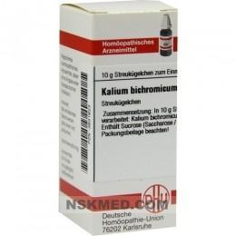 KALIUM BICHROMICUM C 200 Globuli 10 g