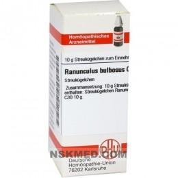 RANUNCULUS BULBOSUS C 30 Globuli 10 g