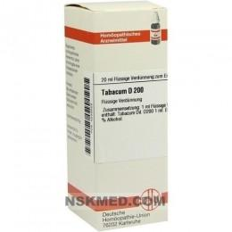 TABACUM D 200 Dilution 20 ml