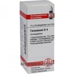 TARAXACUM D 4 Globuli 10 g