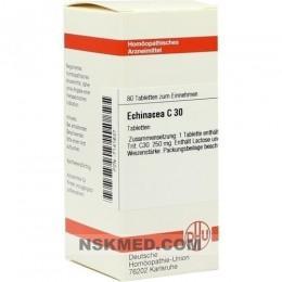 ECHINACEA HAB C 30 Tabletten 80 St