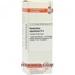 NASTURTIUM AQUATICUM D 4 Dilution 20 ml