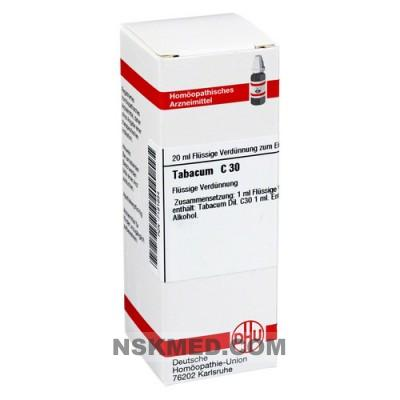 TABACUM C 30 Dilution 20 ml