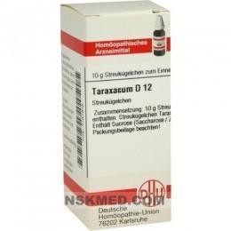 TARAXACUM D 12 Globuli 10 g