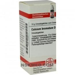 CALCIUM BROMATUM D 12 Globuli 10 g