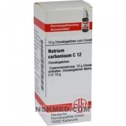 NATRIUM CARBONICUM C 12 Globuli 10 g