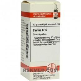 CACTUS C 12 Globuli 10 g