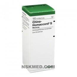 Хина Гомаккорд С капли (CHINA HOMACCORD S) Tropfen 100 ml