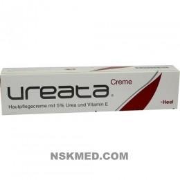 UREATA Creme mit 5% Urea und Vitamin E 25 g