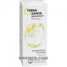 YERBA SANTA Similiaplex Tropfen 50 ml