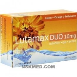Лютамакс Дуо 10 мг капсулы (LUTAMAX Duo 10 mg Kapseln) 30 St