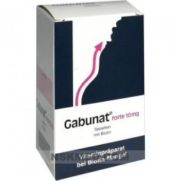 GABUNAT forte 10 mg Tabletten 90 St