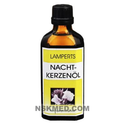 NACHTKERZENÖL Lamperts 100 ml