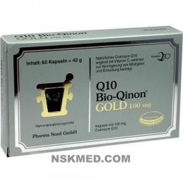 Q10 BIO Qinon Gold 100 mg Pharma Nord Kapseln 60 St