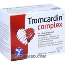 Тромкардин комплекс (Tromcardin complex) Tabletten 120 St