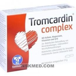 Тромкардин комплекс (Tromcardin complex) Tabletten 60 St