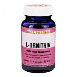 L-ORNITHIN 400 mg Kapseln 60 St