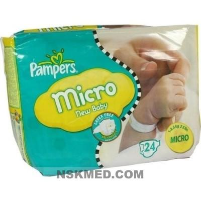 PAMPERS micro 24 St