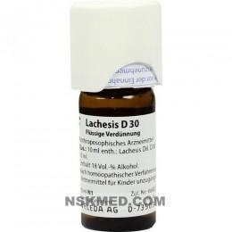 LACHESIS D 30 Dilution 20 ml