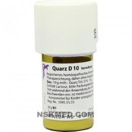 QUARZ D 10 Trituration 20 g