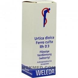 URTICA DIOICA FERRO culta Rh D3 Dilution 20 ml