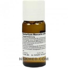 NASTURTIUM MERCURIO cultum D 3 Dilution 50 ml