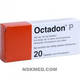 OCTADON P Tabletten 20 St