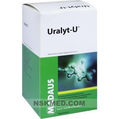 Уралит-У гранулы (URALYT-U Granulat) 280 g
